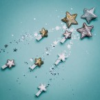 Fermacapelli Mini Star