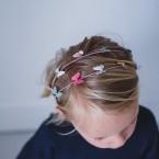 Cerchietto per capelli Butterfly