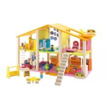 Casa delle bambole completa Sevi