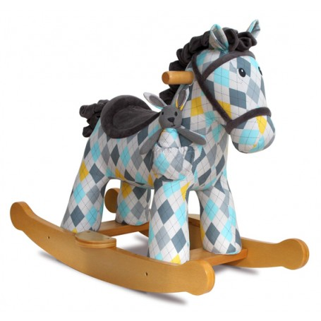 Cavallo a dondolo Lewis & Fitz